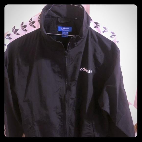 facultativo El diseño Distracción  adidas Jackets & Coats | Adidas Trefoil Track Jacket 27 | Poshmark